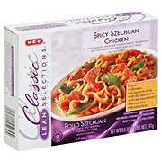 H-E-B Classic Lean Selections Spicy Szechuan Chicken