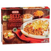H-E-B Classic Selections Beef Enchiladas