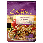 H-E-B Classic Selections, Garlic Chicken