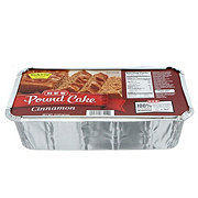 H-E-B Classic Selections Gourmet Cinnamon Pound Cake