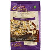 H-E-B Classic Selections Porcini Mushroom Tortellini in Cream Sauce
