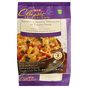 H-E-B Classic Selections Ricotta and Spinach Tortelloni in Tomato Sauce