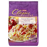 H-E-B Classic Selections Shrimp Scampi Linguini