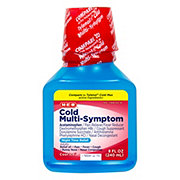 H-E-B Cold Multi-symptom Night Time Cool Ice