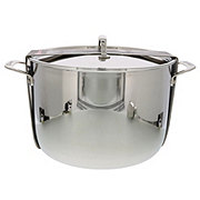 H-E-B Connect 12 QT Stainless Steel Stockpot with Lid