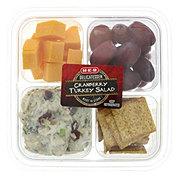 H-E-B Cranberry Turkey Salad Snack Tray