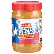 H-E-B Creamy Texas Peanut Butter