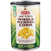 H-E-B Crisp N' Sweet Whole Kernel Corn