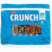 H-E-B Crunch Variety Pack Chips