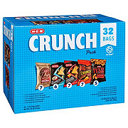 H-E-B Crunch Variety Pack Chips