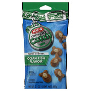 H-E-B Crunchy Catch Ocean Fish Flavor Cat Treats