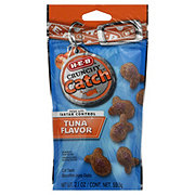 H-E-B Crunchy Catch Tuna Flavor Cat Treats