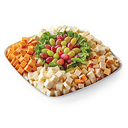 H-E-B Cubed Cheese Party Tray, Limit 4
