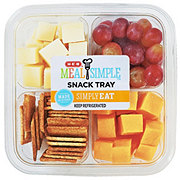 H-E-B Cubed Cheese Snack Tray
