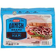 H-E-B Danish Brand Ham