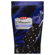 H-E-B Dark Chocolate Almonds