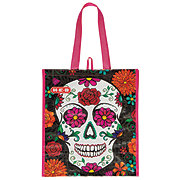 H-E-B Day Of The Dead Sugar Skull Reusable Bag