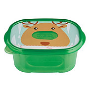 H-E-B Deep Dish Colored Rectangle Container