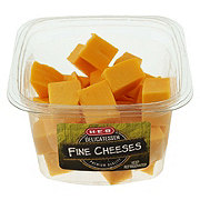 H-E-B Deli Colby Cheese Cubes