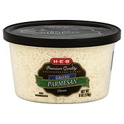 H-E-B Deli Grated Parmesan Cheese