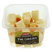 H-E-B Deli Muenster Cheese Cubes