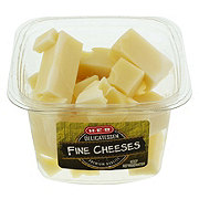H-E-B Deli Swiss Cheese Cubes