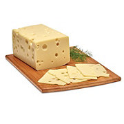 H-E-B Deli Swiss Cheese, sold by the