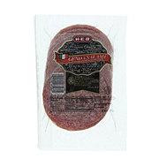 H-E-B Delicatessen Foods Genoa Salami Pre-Sliced