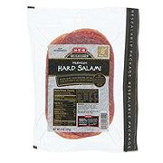 H-E-B Delicatessen Hard Salami Sliced