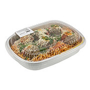 H-E-B Delicatessen Spaghetti and Meatballs - Large