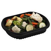 H-E-B Delicatessen Steamed Mixed Vegetables