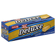 H-E-B Deluxe American Cheese
