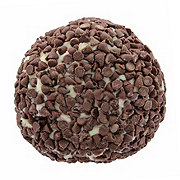 H-E-B Dessert with Chocolate Chips Cheese Ball