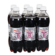 H-E-B Diet Dr. B Soda 16.9 oz Bottles