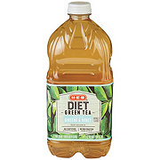 H-E-B Diet Green Tea with Ginseng