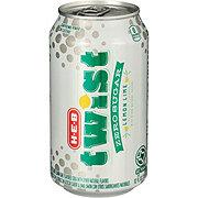 H-E-B Diet Twist Soda