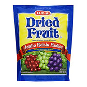 H-E-B Dried Fruit Jumbo Raisin Medley