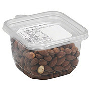 H-E-B Dry Roasted Whole Almonds with Sea Salt