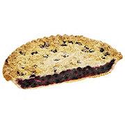 H-E-B Dutch Blueberry 1/2 Pie