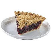 H-E-B Dutch Blueberry Pie