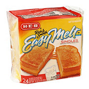 H-E-B Easy Melt Cheese Slices