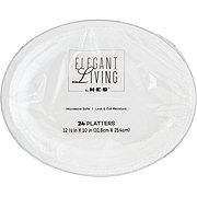 H-E-B Elegant Living Oval Platter