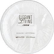 H-E-B Elegant Living Plate, 10  inch