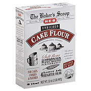 H-E-B Enriched Cake Flour