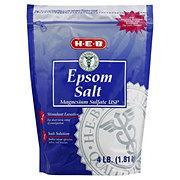 H‑E‑B Epsom Salt ‑ Shop Foot Care at H‑E‑B