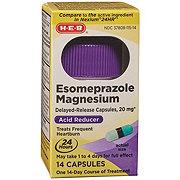 H-E-B Esomeprazole Magnesium