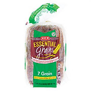 H-E-B Essential Grains 7 Grain Bread