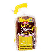 H-E-B Essential Grains Honey Wheatberry Bread