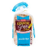 H-E-B Essential Grains Jewish Rye Bread