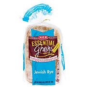 H-E-B Essential Grains Jewish Rye Bread